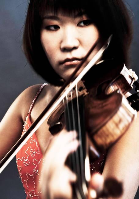 Violinist Tianwu Yang