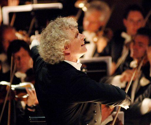 Das Rheingold/Richard Wagner/Berliner Philharmoniker/Sir Simon Rattle